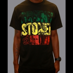 Drunk Stoned & Brilliant_Rasta_Black