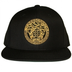 Medusa_Black/Gold_Snapback