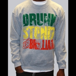 Drunk Stoned & Brilliant_Crew_Rasta