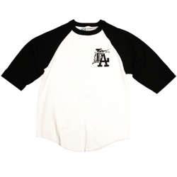 FLA Baseball_White/Black
