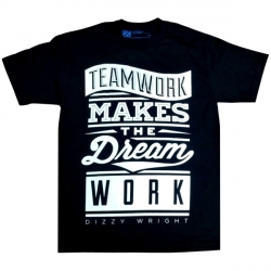 Teamwork Makes The Dream Work_Black